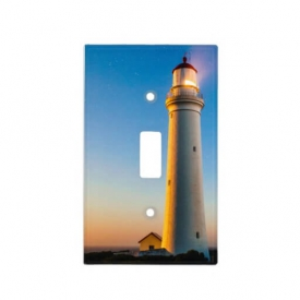 Beautiful Lighthouse Sunset Light Switch Wallplate Switch Cover