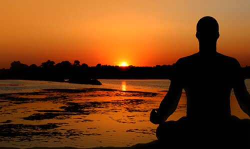 Vipassana Meditation at Sunrise