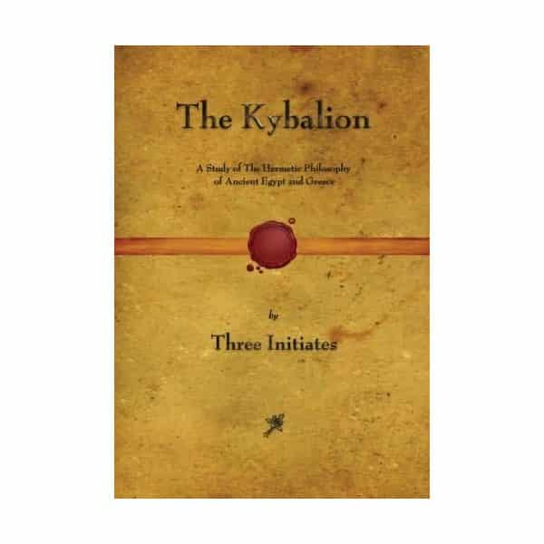 The Kybalion softcover book cover image